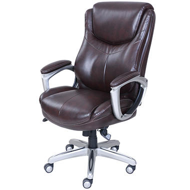 la-z-boy desmond big & tall executive chair, select color - sam's club