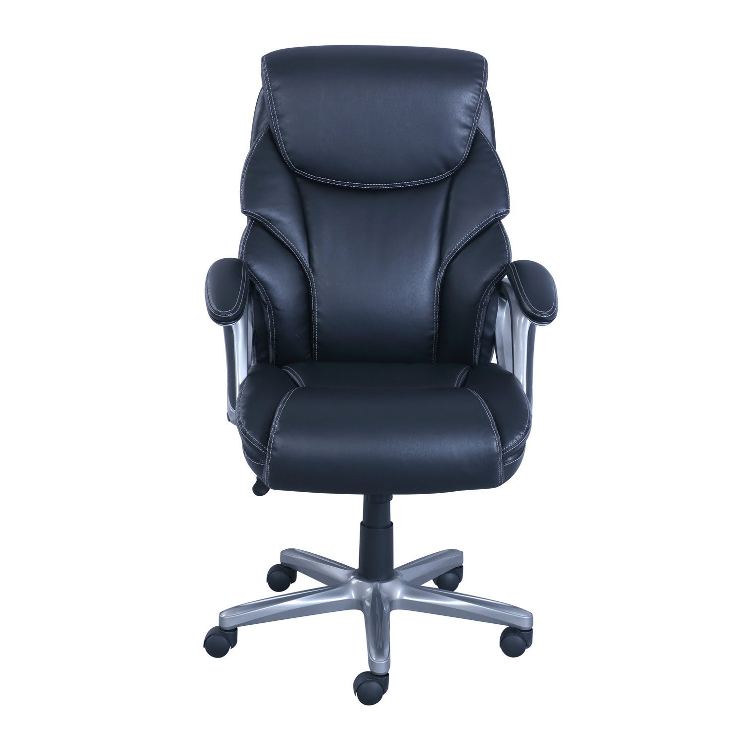 Serta Manager s fice Chair Black Supports up to 250 lbs