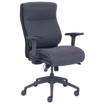 Serta Big u0026 Tall Fabric Chair ...  sc 1 st  Samu0027s Club & Big u0026 Tall Chairs - Samu0027s Club