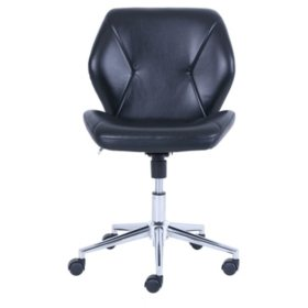 True Innovations Swivel-Tilt Task Chair, Choose a Color