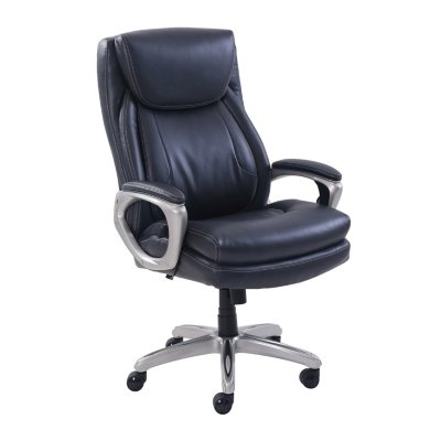 La Z Boy Connelly Big U0026 Tall Executive Chair, Brown
