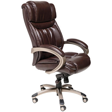 lane® bonded leather executive chair - sam's club
