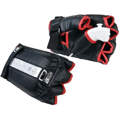 CTA Knockout Boxing Gloves for the Nintendo Wii