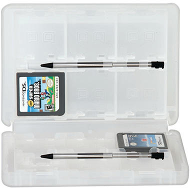 CTA Cartridge Storage Solution Box for the Nintendo 3DS™