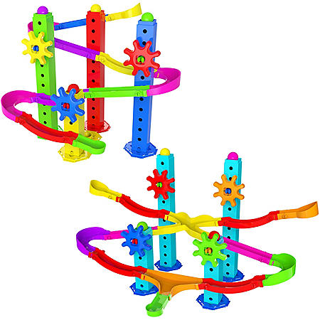 Techno Kids Fun Trax and Race Trax Construction Sets