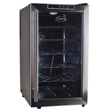 Vinotemp Wine Cooler - 18 bottle cap.