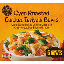 Hawaiian Style Bowls Chicken Teriyaki (6 bowls, 12.5 oz. each)