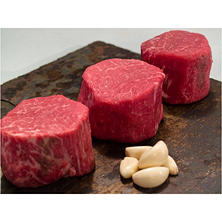 Grass Fed Organic Filet Steak (6 oz. each, 8 pk.)