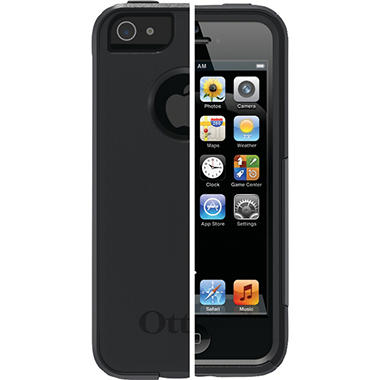 OtterBox Commuter Series Case for iPhone 5/5S – Black