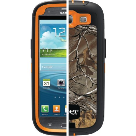 Otterbox Realtree Defender Case for Samsung Galaxy Slll - Xtra