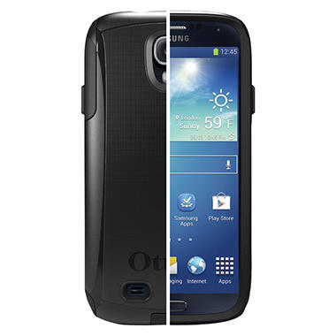 Otterbox Commuter Series Case for Samsung Galaxy S4 - Black