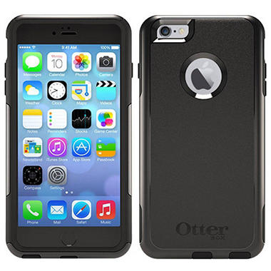 OtterBox iPhone 6 Plus Case Commuter Series - Black