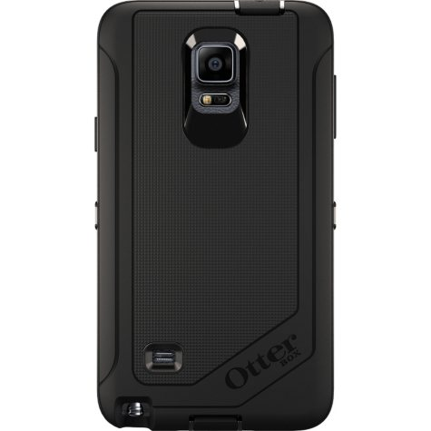 OtterBox Samsung Galaxy Note 4 Case Defender Series - Black