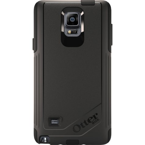 OtterBox Samsung Galaxy Note 4 Case Commuter Series - Black