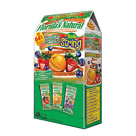 Florida's Natural® Au'some™ Sour String™-48ct