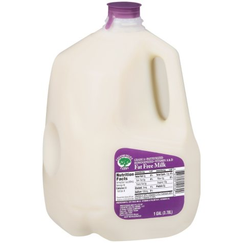 Country Delite Farms Fat Free Milk  (1 gal.)