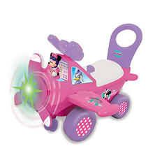 Disney's Minnie Plane, Pink and Purple