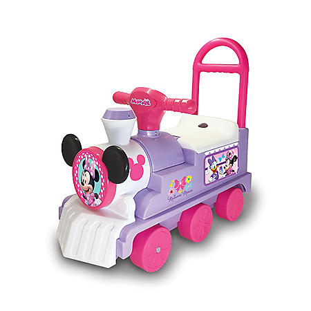 Minnie & Mickey Activity Ride-On - Assorted Styles