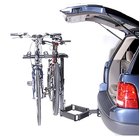 HitchMate glideAWAY - 4 Bike Rack