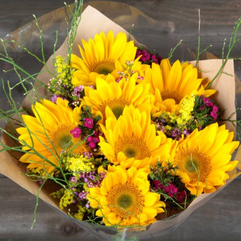 Sunshine Day Bouquet