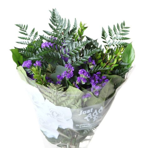 Just Add Blooms Bouquet, Enhanced (12 Bunches)
