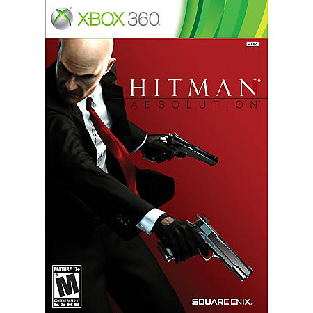 360-HITMAN ABSOULTIO X360 VIDEO GAME