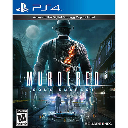 Murdered:Soul Suspect - Xbox One
