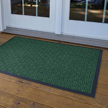 Parquet Door Mat 3' x 5' -Various Colors