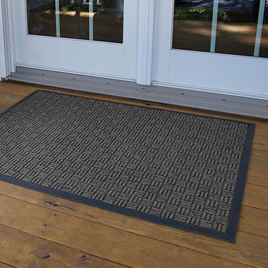 Parquet Door Mat 4' x 6' -Various Colors