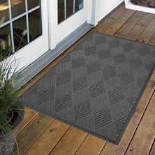 Diamond Door Mat 3' x 5' - Various Colors