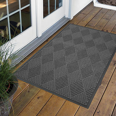 Diamond Door Mat 4' x 6'-Various Colors