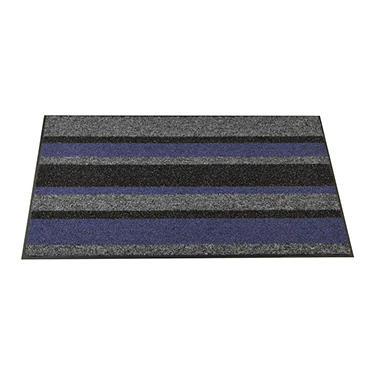 Multi-Stripe Doormat, Various Sizes and Colors