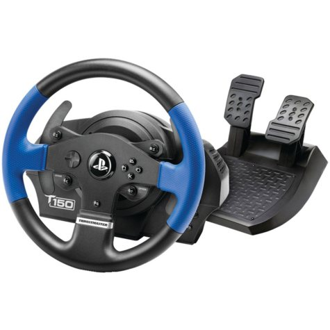 Thrustmaster TMST4169080 T150 RS Racing Wheel For Playstation 4/Playstation 3/PC