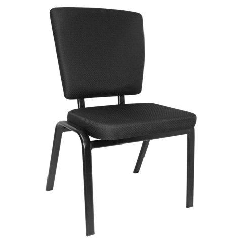 MGI Guest Chair, Black