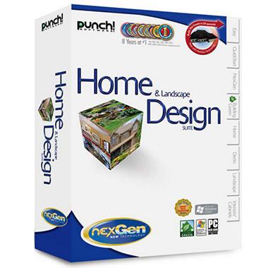 Home U0026 Landscape Design Suite Software