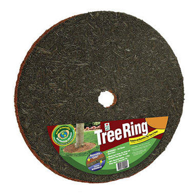 Easy Gardener® Tree Ring Dual Color - Red/Brown 24