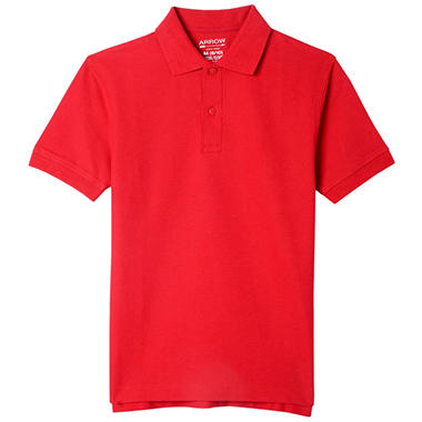 Arrow Boys' Performance Polo