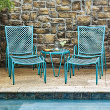 Soho 5-Piece Leisure Set, Teal