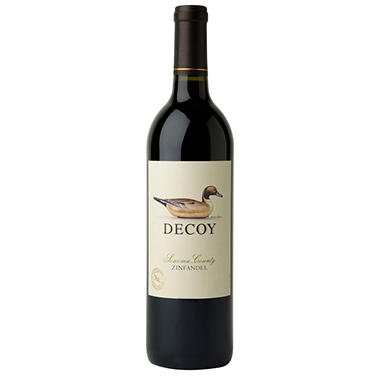 Decoy Sonoma County Zinfandel (750 ml)