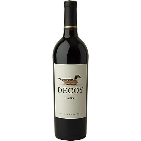 +DECOY MERLOT 750ML