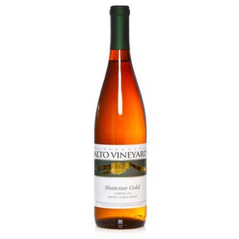 Alto Vineyards Shawnee Gold (750 ml)