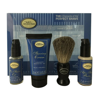 The Art of Shaving 4 Elements Kit, Lavender