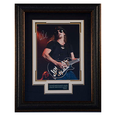 Kid Rock Autographed Photograph