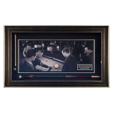Hustler Willie Mosconi Autographed Memorabilia