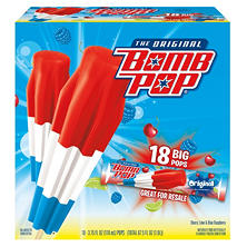 Bomb Pop Original (18 ct.)