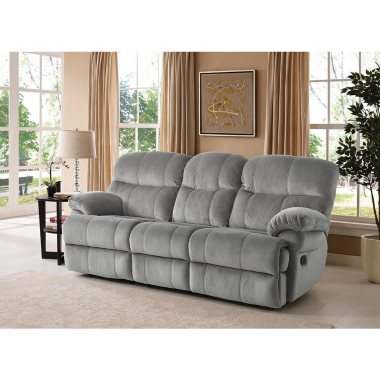keesling motion sofa with drop down console (assorted colors