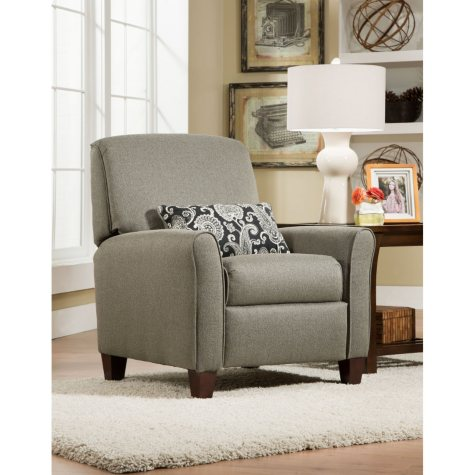 Kenzie Pushback Accent Recliner