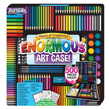 Enormous Art Case, 500pc.