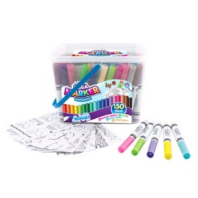 ArtSkills Mega Marker Bucket (150 Pieces)