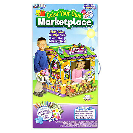 ArtSkills Color Your Own Marketplace
